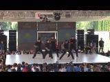 Как Казахстан выступал на мировом чемпионате по танцам в Чехии