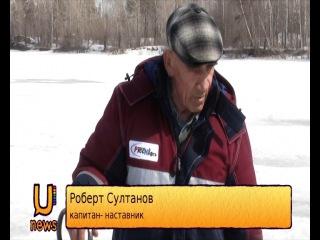 В начале прошлой недели было принято решение о закрытие ледовой переправы Боярка на реке Кама. Теперь чтобы проехать в соседнюю